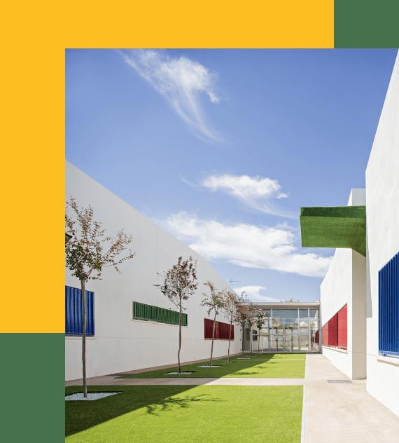 Servicios de contrucción de colegios y centros educativos