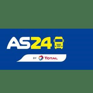 Estaciones de servicio AS24