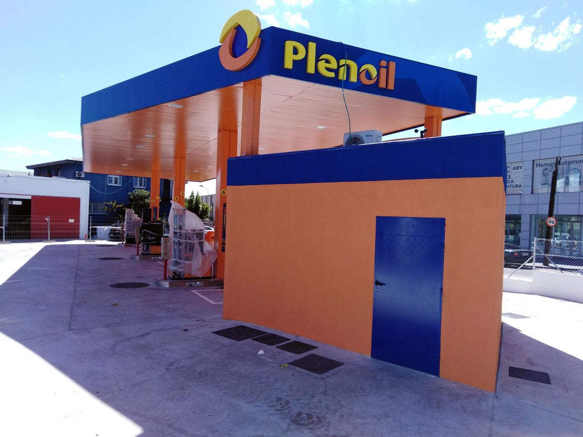 Unidad de suministro en Collado de Villalba