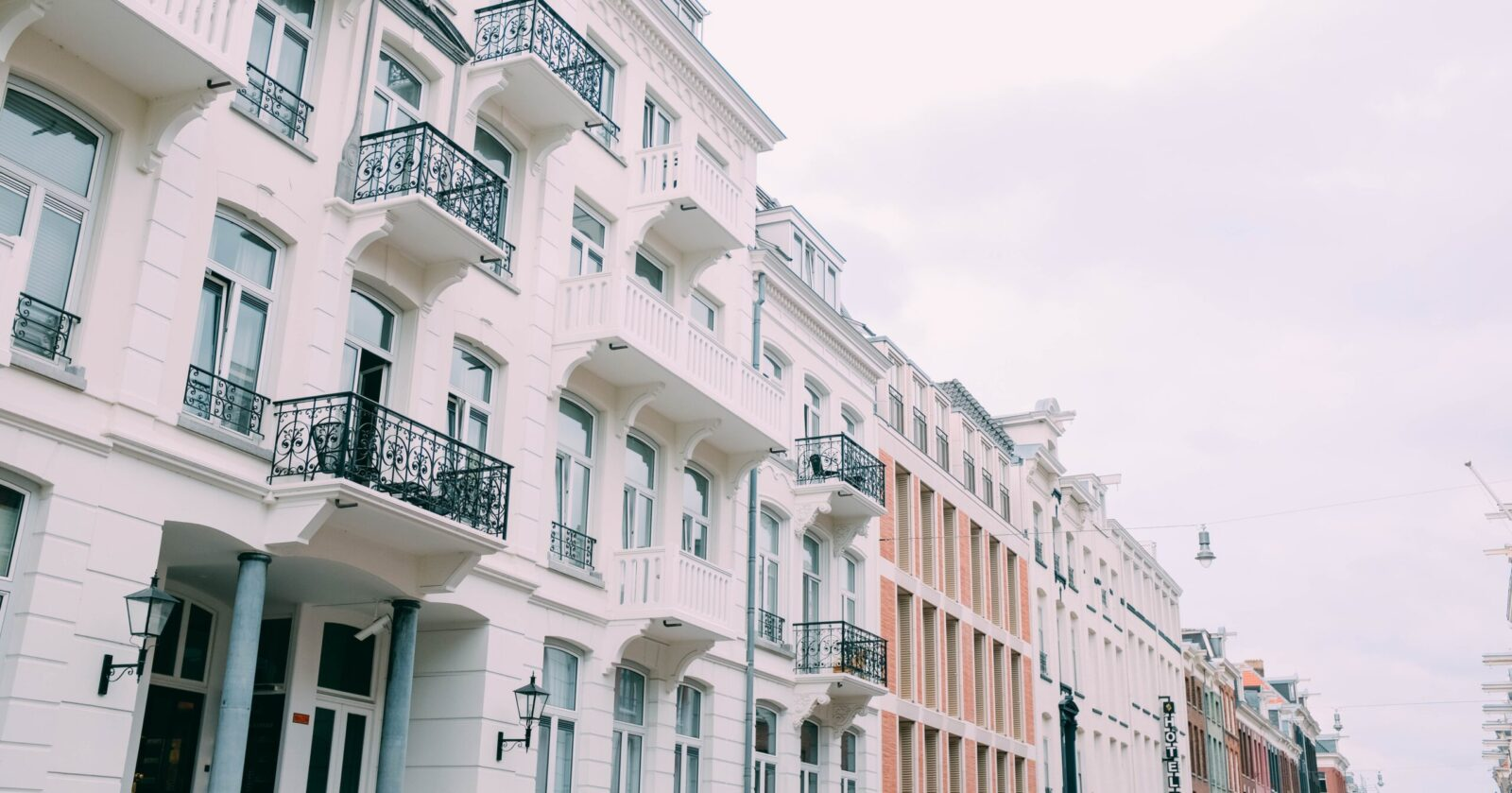 Imagen edificios residenciales